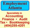 Staff Accountant (public accounting), Atlanta, GA to $45K (Atlanta)